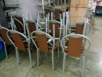 30 chairs 6 tables