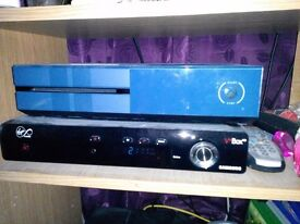 Limited edition forza 6 1 tb Xbox one with controller and 3 games