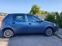 Fiat, PUNTO, Hatchback, 2004, Manual, 1242 (cc), 5 doors