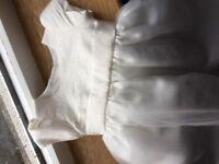Formal Occasion Christening Dress 0-6 months