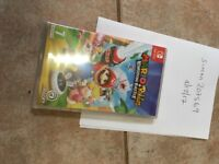Wow Nintendo Switch Mario & Rabbids game - brand new sealed - collection only
