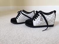 Child's Dior shoe size 28.