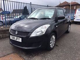 Car of the week £500 Off Suzuki SWIFT WAS £3995 Now £3495 Full Service History one owner from new