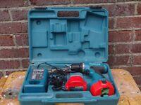 Makita 6280D 14.4 volt Battery Drill