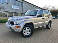JEEP CHEROKEE 2.8 TD LIMITED 4×4 AUTOMATIC