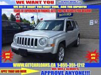 2011 Jeep Patriot NORTH EDITION*4WD*KEYLESS ENTRY*CLIMATE CONTRO