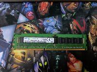 8GB DDR3 ECC RAM - 1600mhz registered