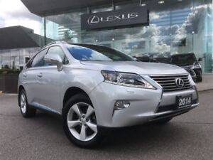2014 Lexus RX 350 Premium Package 1 Owner Back Up Cam Leather