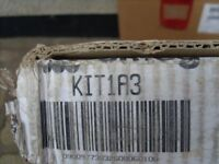 STAINLESS STEEL KITCHEN SPLASHBACK (SMEG KIT NO 1A3) 1120 X 750
