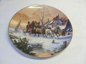 Aynsley Fine Bone China plate by Jim Mitchell