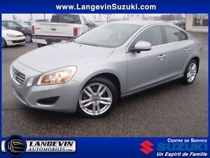 2012 Volvo S60 T6/AWD/CUIR/TOIT OUVRANT