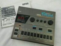 Korg Drums Drum Machine