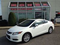 2012 Honda Civic EX*TOIT OUVRANT*AC*MAGS*BAS MILEAGE*