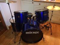Mirage Drum kit Like new