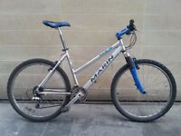 Marin Hawk Hill Hardtail Mountain Bike Blue - SOLD