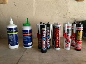 Adhesive bundle