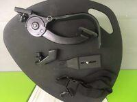 Handsfree stabiliser shoulder mount for DSLR's and camcorders