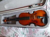 Violin (4/4) with case