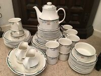 Royal Dalton JUNO Fine China Dinner and Tea Set (Essex) Dinnerware & Crockery in Benfleet
