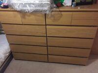 Malam Ikea Chest of Draws