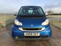Brilliant Mercedes Smart Fortwo 2008 klima A/C Panoramic Roof