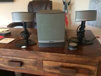 BOSE Companion 50 2.1 PC Speakers