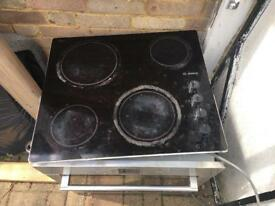 Bosch electric ceramic hob