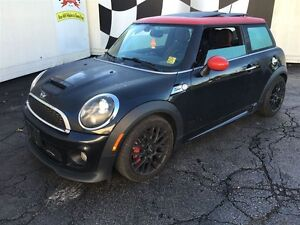 2012 MINI Cooper Hardtop John Cooper Works, Manual, Sunroof, Hea