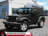 2014 Jeep Wrangler Sport 6-SPEED | REDUCED | ALLOYS | BLUETOOTH Fredericton New Brunswick Preview