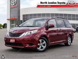 2013 Toyota Sienna LE 8 Passenger Top of it's class for safet...