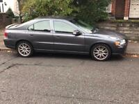 2008 57reg Volvo S60 Sport D5 Automatic Grey Leather Top Spec