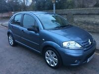 2007 Citroen C3 1.6 5dr Auto Petrol Hatchback Low Mileage