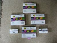 Picture Expert Printer Cartridges, Cannon /Pixma Compatible, 20 in total. All new, unopended.