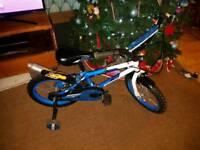 Boys Schwinn Bike