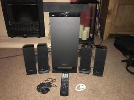 Sony 5.1 Surround sound system 250w