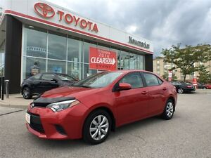 2014 Toyota Corolla BACKUP CAMERA - HEATED SEATS - ACCIDENT FREE