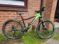 Planet x on one Parkwood 650b 27.5 mountain bike
