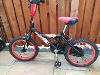 The 16 Inch Avigo Boys bike