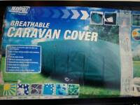 News Green Caravan Cover