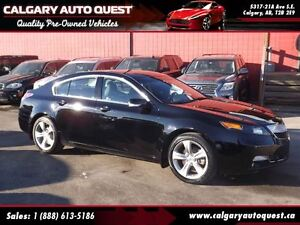 2013 Acura TL SH-AWD/TECH PKG/NAVI/B.CAM/6-SPEED/ROOF