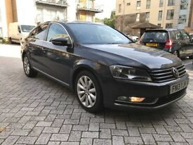 Vw passat for sale!!! 2.0L tdi highline bluemotion with navigation, reverse camera.