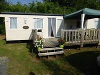 Luxurious 35ft 3 bed mobile home in Southern Brittany on 5* site with free access to leisure park