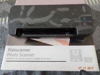 Photo Scanner Model Tchibo, Made In Germany