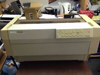 Epson DFX-8000 Workhorse wide carriage Dot-Matrix Printer