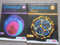 Salters Advanced Chemistry: Chemical Storylines, Chemistry Ideas AS/A2 text book