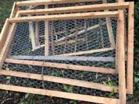 FREE - Wood and wooden frames