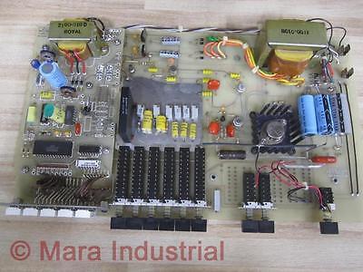 Valhalla Scientific 4100atc Digital Ohmmeter Circuit Board