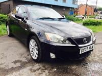 LEXUS IS 220D 2.2 DIESEL LEATHER INTERIOR