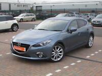 Mazda 3 D SPORT NAV (blue) 2014-01-30