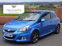 Vauxhall Corsa VXR (blue) 2013-09-26